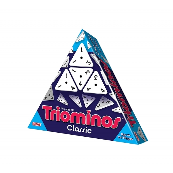 Ex-Display Triominos Classic Board Game Used - Like New