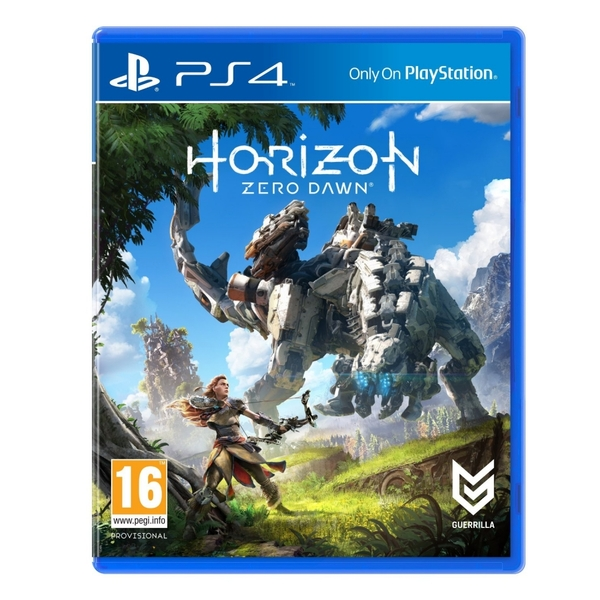 Horizon Zero Dawn PS4 Game