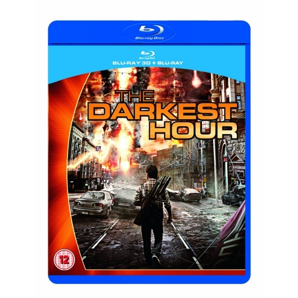 Darkest Hour Blu-ray & Blu-ray 3D
