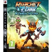 Ratchet & Clank A Crack In Time Game PS3