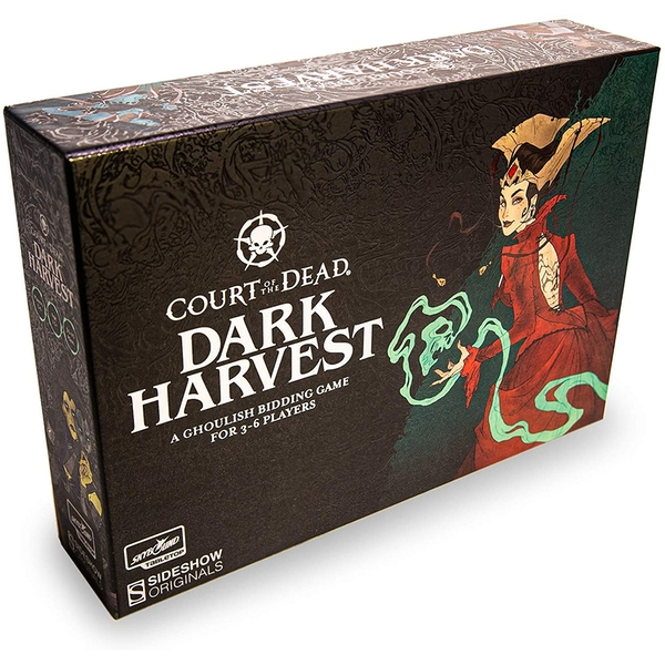 Court of the Dead: Dark Harvest Board Game