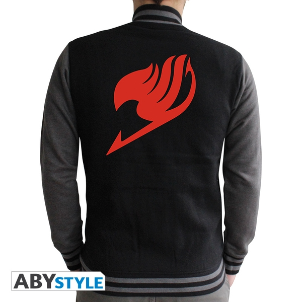 Fairy Tail - Emblem Men's X-Large Hoodie - Black