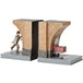 Harry Potter Platform 9 And 3/4 Bookends - Image 2
