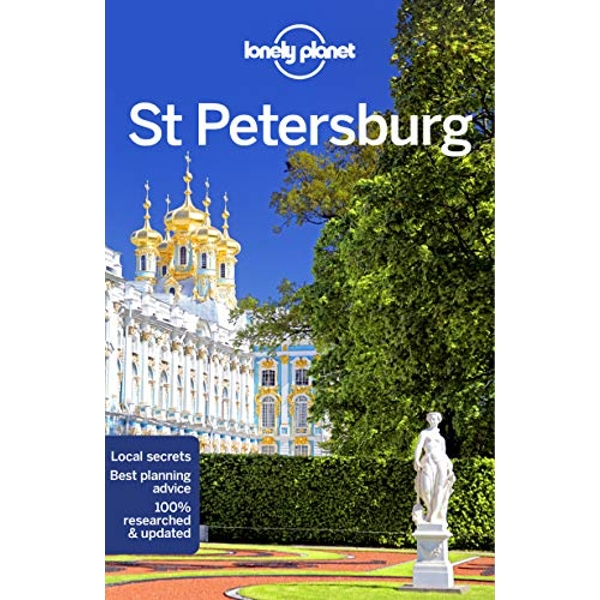 Lonely Planet St Petersburg  Paperback / softback 2018