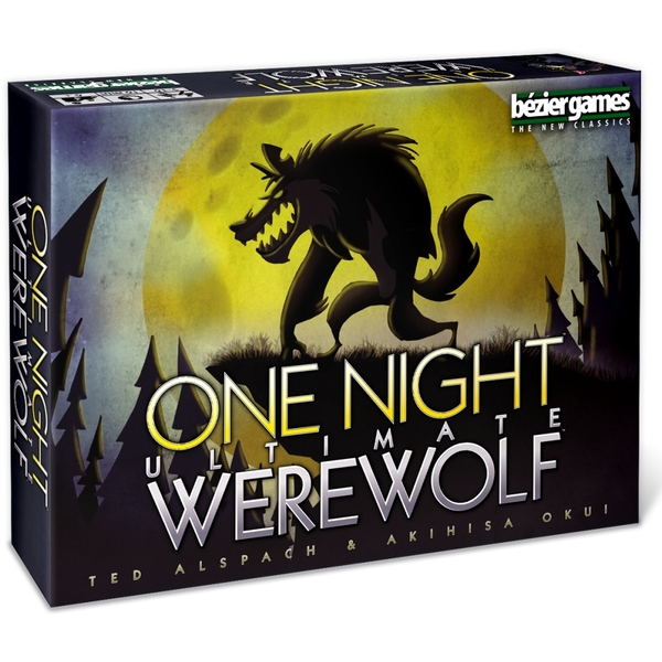 One Night Ultimate Werewolf - Image 1