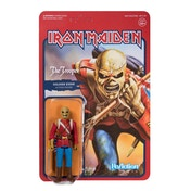 The Trooper Soldier Eddie (Iron Maiden) ReAction Action Figure