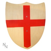 St. George Wooden Shield