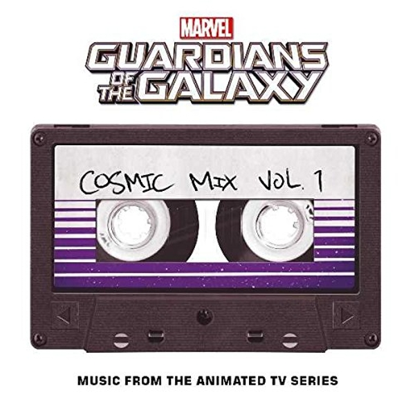 Guardians Of The Galaxy - Cosmic Mix 1 CD