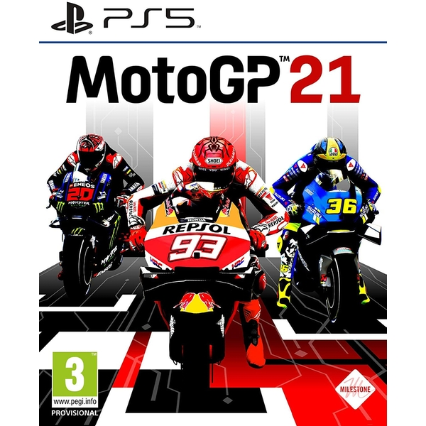 MotoGP 21 PS5 Game