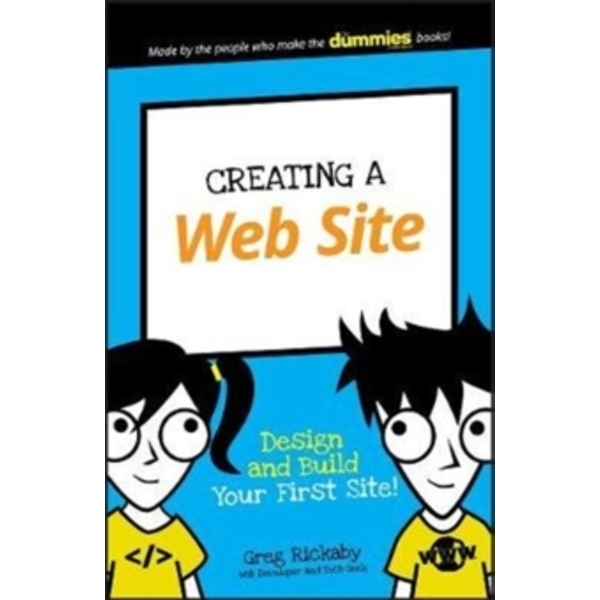 Creating a Web Site : Design and Build Your First Site!