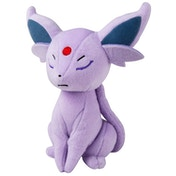 Pokemon Espeon 8 inch Collectible Plush Toy