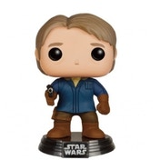 Ex-Display Han Solo (Star Wars VII) Snow Gear Exclusive Pop! Vinyl Figure Used - Like New
