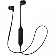 JVC HAFX21BTBE Powerful Sound Wireless Bluetooth In Ear Headphones Black