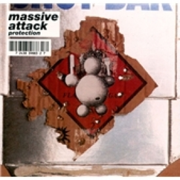 Massive Attack Protection CD