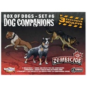 Zombicide Dog Companions Board Game