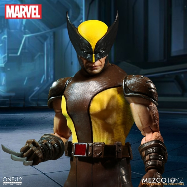 Wolverine (Marvel) One:12 Collective Figure - Image 4