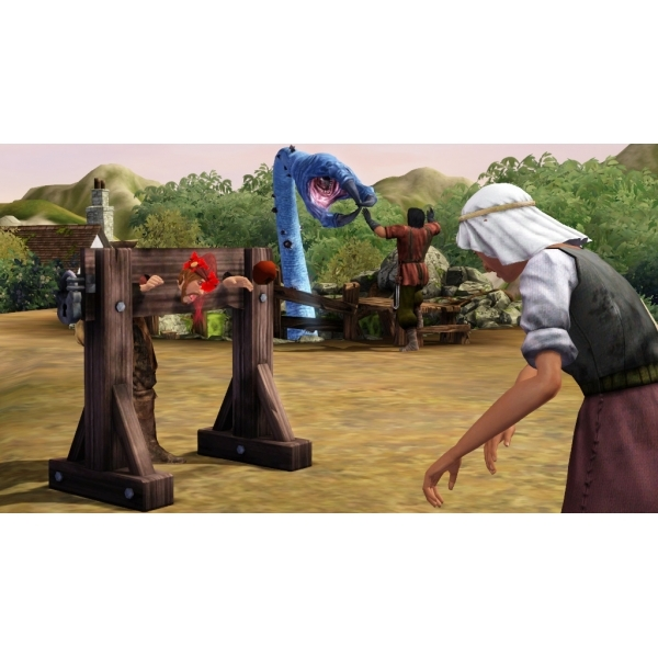 The Sims Medieval Game PC & MAC - Image 2