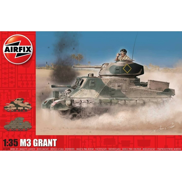 Airfix M3 Lee / Grant Model Kit