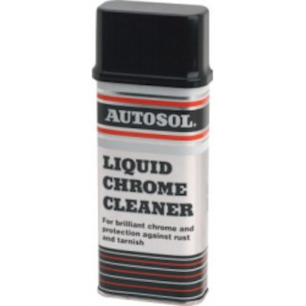 Autosol Liquid Chrome Cleaner 250g