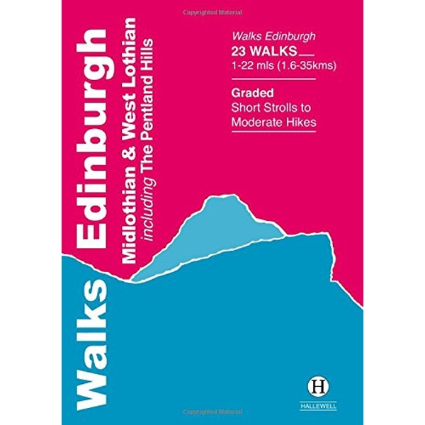Walks Edinburgh, Midlothian and West Lothian by Richard Hallewell (Paperback, 2002)