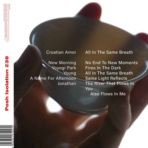 Croatian Amor ‎– All In The Same Breath Vinyl