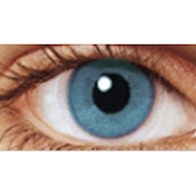 Aqua Blue 1 Month Coloured Contact Lenses (MesmerEyez Illusionz)