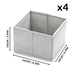 Drawer Organisers | M&W Set of 6 - Image 5