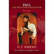 Paul and the Faithfulness of God by Canon N. T. Wright (Paperback, 2013)
