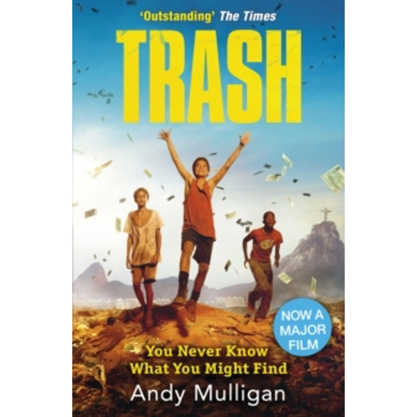 Trash by Andy Mulligan (Paperback, 2015)