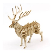 Patronus (Harry Potter) IncrediBuilds 3D Wood Model Kit Stag