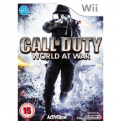Call Of Duty 5 World At War Game Wii