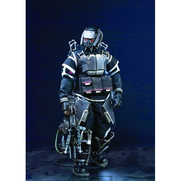 Killzone Scale Model Hazmat Trooper Figure