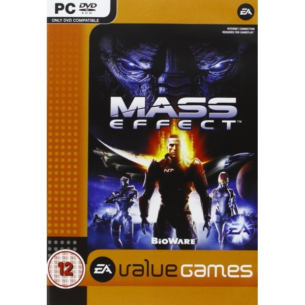 Mass Effect (Value) Game PC