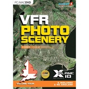 VFR Photographic Scenery For X-Plane 10 Volume 4 East Midlands & North-East England PC & Mac