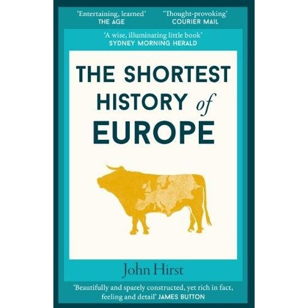 The Shortest History of Europe  Paperback / softback 2018