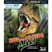 IMAX Dinosaurs Alive! 2D & 3D Blu-ray