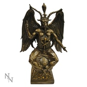 Baphomet Bronze Large Figurine