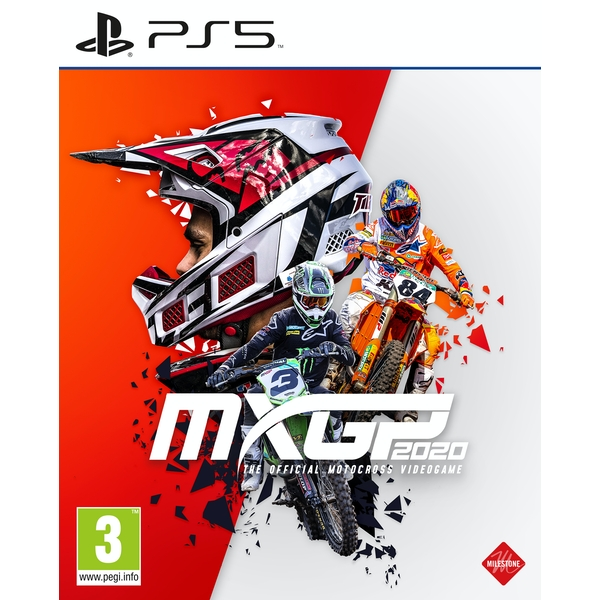 MXGP 2020 The Official Motocross Videogame PS5 Game
