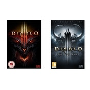 Diablo III 3 & Diablo III 3 Reaper of Souls PC and Mac Game