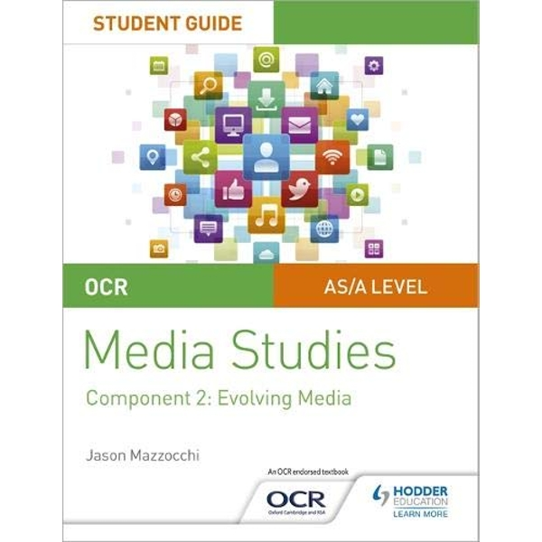 OCR A Level Media Studies Student Guide 2: Evolving Media  Paperback / softback 2018