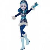 Ex-Display DC Super Hero Girls Frost 12-Inch Action Doll Used - Like New