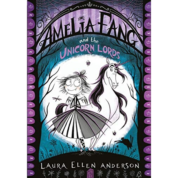 Amelia Fang and the Unicorn Lords  Paperback / softback 2018