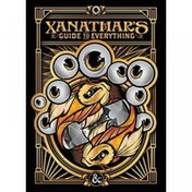 Dungeons & Dragons Xanathar's Guide to Everything - Limited Edition