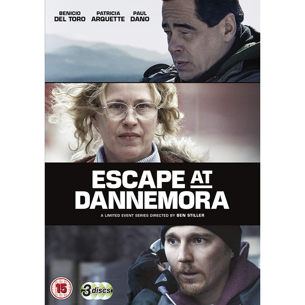 Escape At Dannemora Season 1 Set DVD