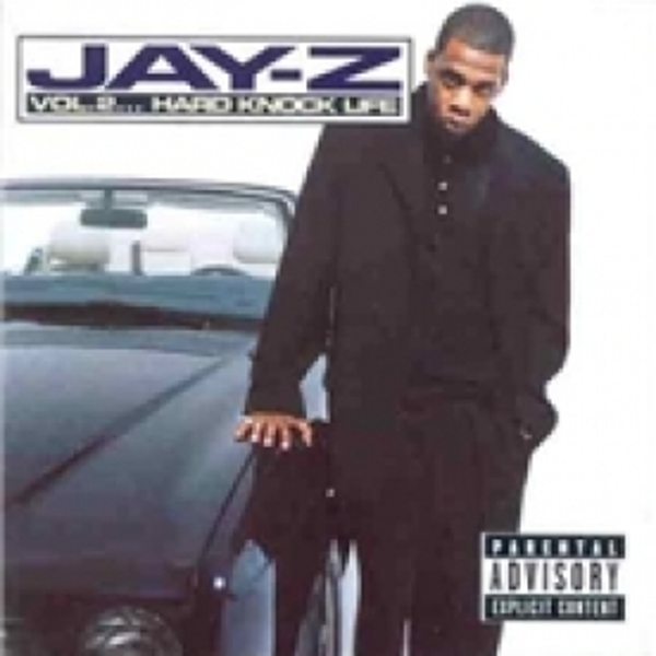 Jay-Z Hard Knock Life CD
