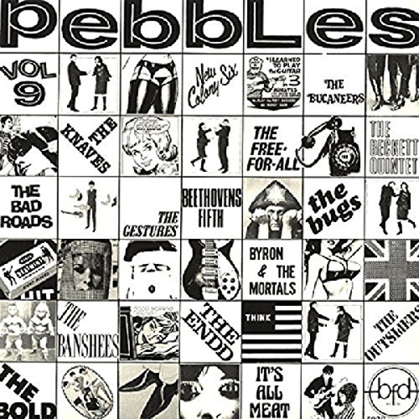Various Artists - Pebbles Vol. 9 Vinyl