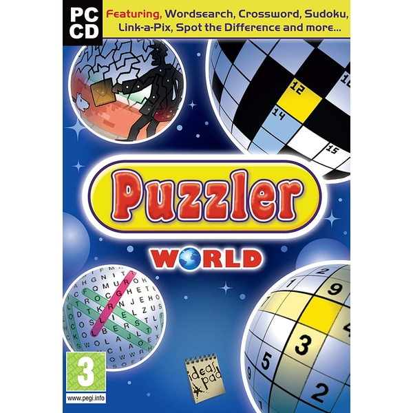 Puzzler World Game PC