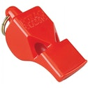Fox 40 Classic Safety Whistle C/W Wrist-Lanyard Red