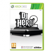 DJ Hero 2 PROMO Game Xbox 360