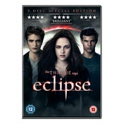 The Twilight Saga Eclipse 2 Discs DVD